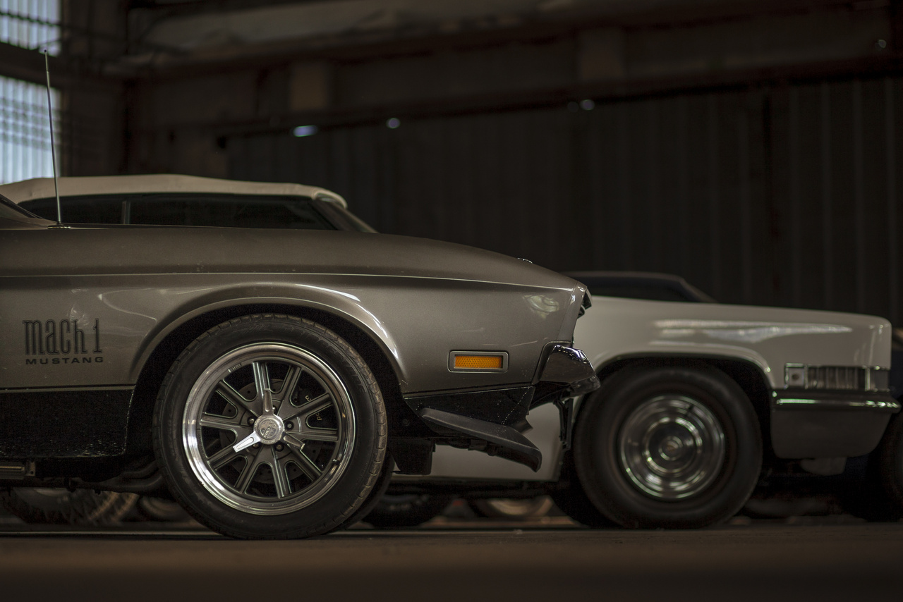 Ford Mustang 'Mach 1'