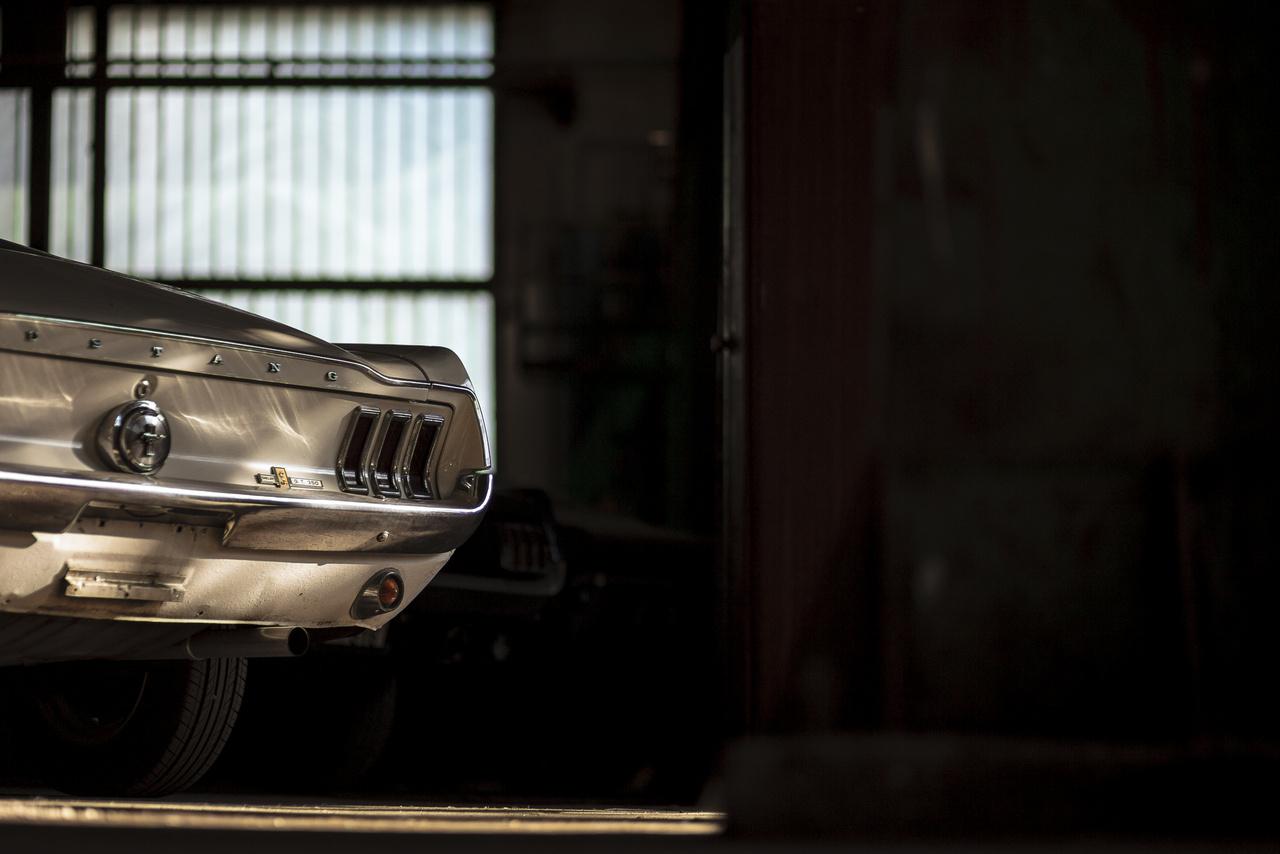 Mustang farhát