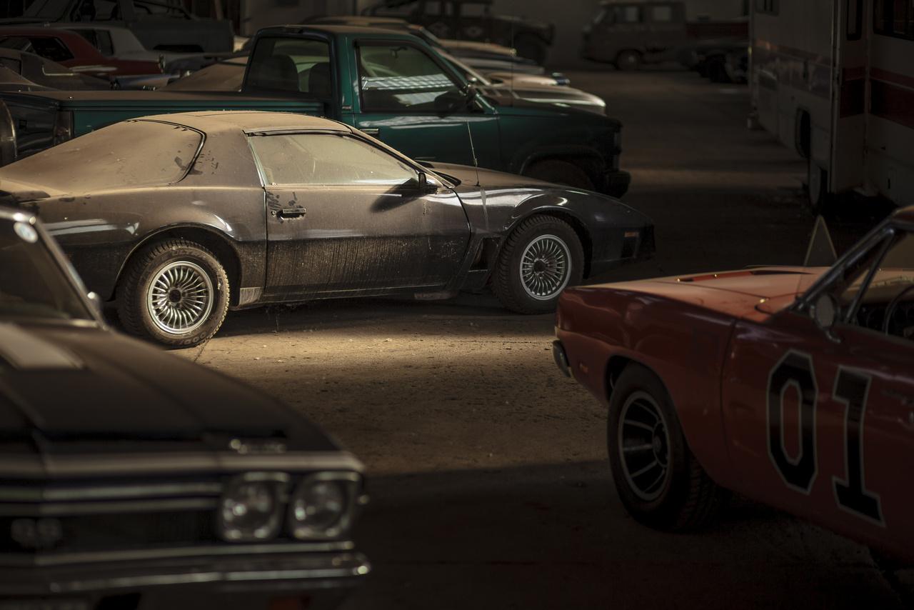 Pontiac Firebird, meg egy ici-pici Chevrolet Chevelle