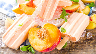 Barackos-joghurtos jégkrém nyárra – remek diétás desszert lehet belőle