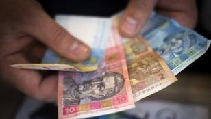 Nem talál fogást a dollár a hrivnyán