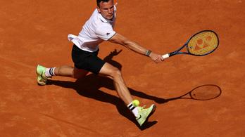 Három olimpiai kvótát szerezhetnek a magyar teniszesek