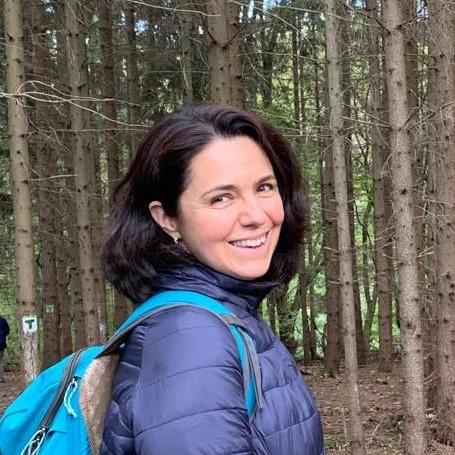 Sáfrány Réka, az Európai Női Lobbi elnöke