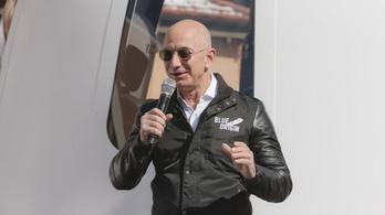 Jeff Bezos túl sokat kockáztat 11 percnyi űrrepülésért