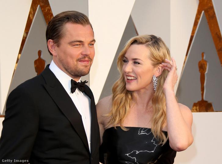 Kate Winslet és Leonardo DiCaprio életre szóló barátságot kötöttek