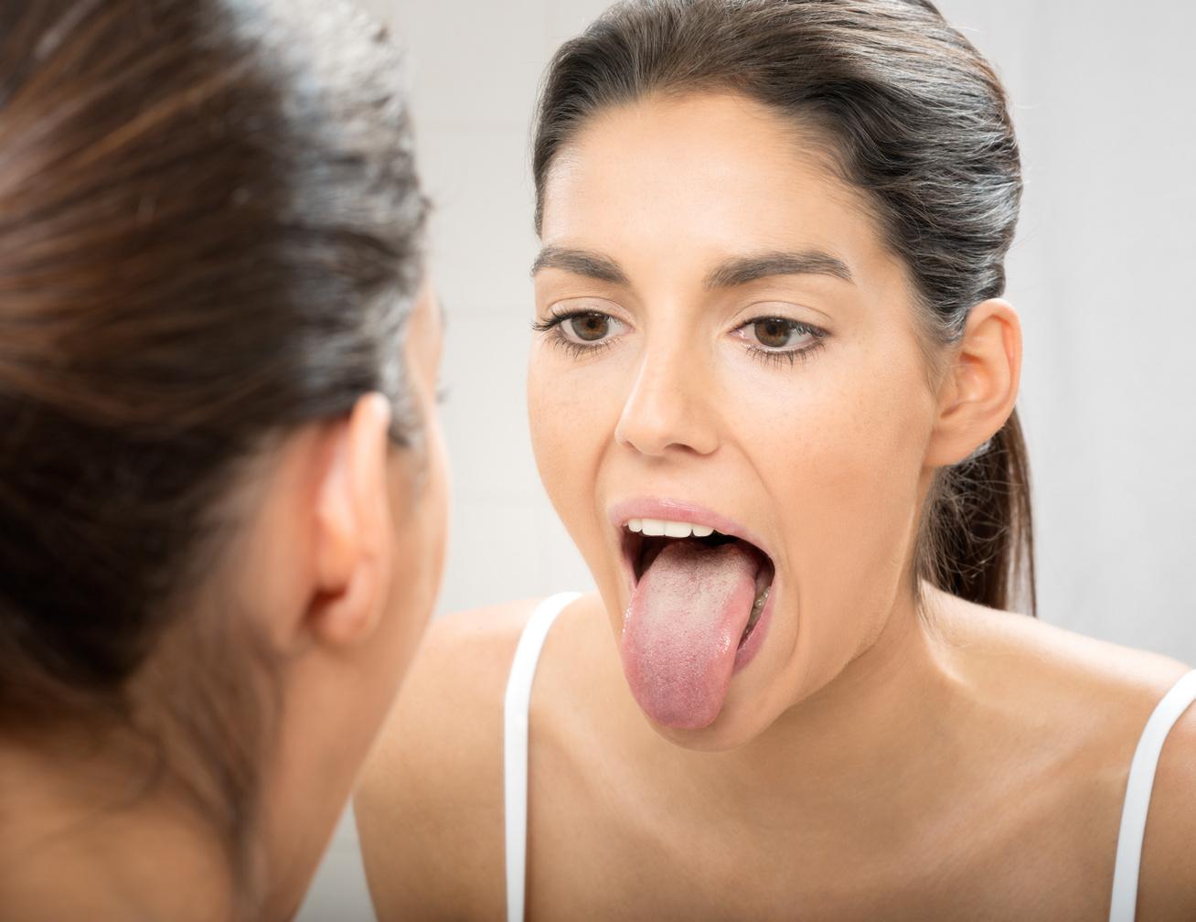 nyelv nő