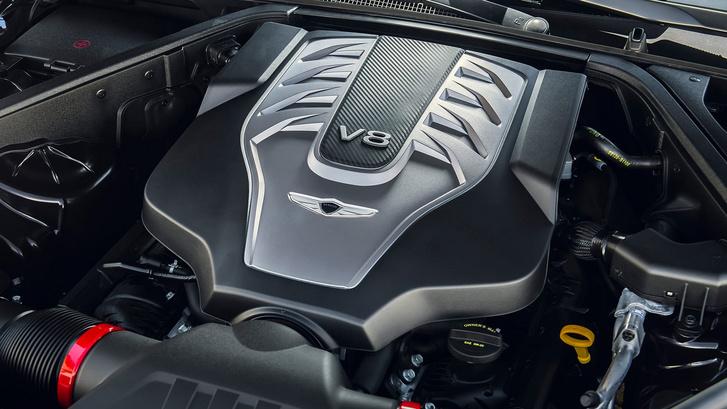Genesis-V8