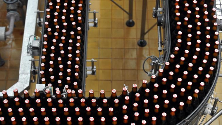 Nem fogyott annyi sör, de legalább kevésbé drágult