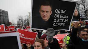Putyin nem tudja szavatolni, hogy Navalnij élve kikerül a börtönből