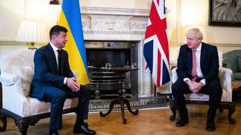 Zelenszkij: Az Északi Áramlat-2 biztonsági kihívás Ukrajnának