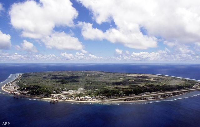Nauru szigete