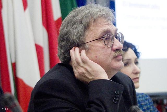 Füzes Oszkár bukaresti nagykövet