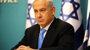 Netanjahu ismét beült a miniszterelnöki székbe