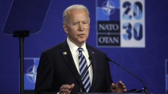 Biden: Oroszország és Kína éket próbál verni a NATO tagjai közé