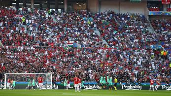 Magyar–portugál: a nyaralókat nézve 0–1