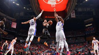 Trae Young az NBA-ben 30 éve nem látott produkcióval rukkolt ki