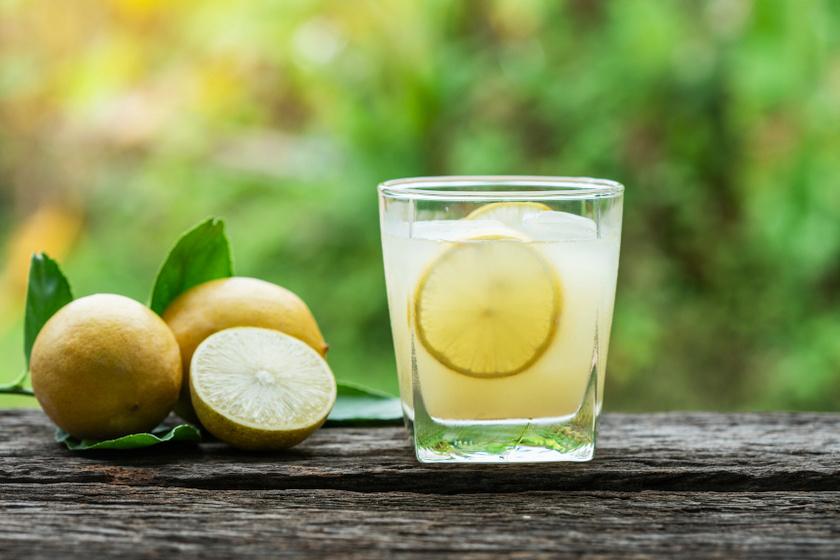 citromszirup recept