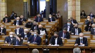 Elfogadták a jövő évi költségvetést a Parlamentben