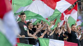 Bemószerolnák az írek az UEFA-nál a magyar szurkolókat