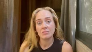 Ritkaságszámba menő Adele-észlelés: az énekesnő részt vett a Grenfell-megemlékezésben