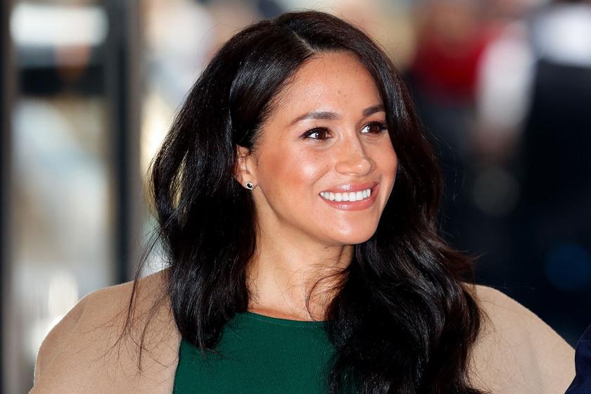 Így festett Meghan barna hajjal: a hercegné a 2010-es évek elején kísérletezett ezzel az árnyalattal