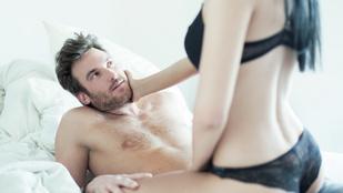 Így gondolkodnak a férfiak a szexről