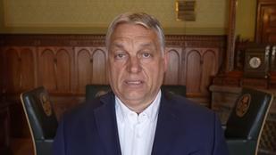 Orbán Viktor nagy feladatokról számolt be