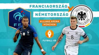 Világbajnokok csatája: Franciaország–Németország