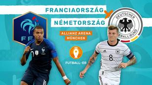 Világbajnokok csatája: Franciaország–Németország – Világbajnokok csatája: Franciaország–Németország