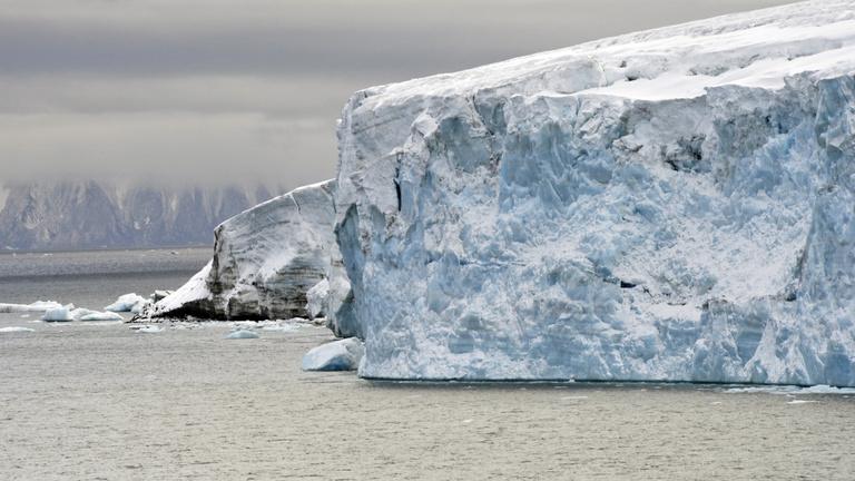Soha ilyen gyorsan még soha nem húzódott vissza az Északi-sarkon a tengeri jég