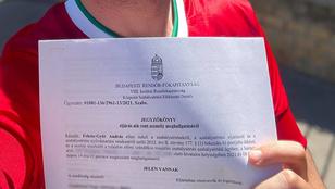 Szabadságot követelt Alekszej Navalnijnak, kihallgatták Fekete-Győr Andrást