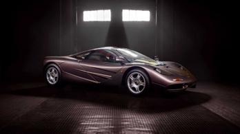 Ez a McLaren F1 már nem autó, hanem a garázs milliárdos királynője