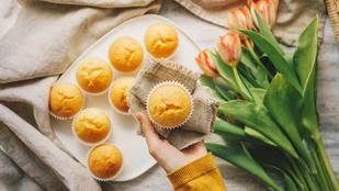 Tökös-almás muffin – ezt készítsd el, ha szereted az egészséges különlegességeket!