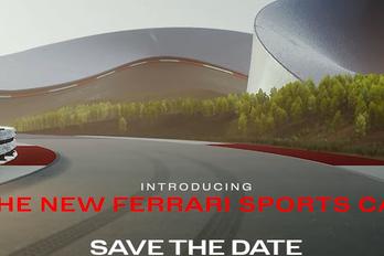 Új Ferrari érkezik, már azt is tudjuk, mikor
