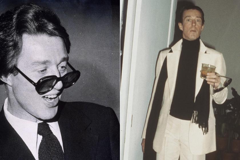 Ki is volt valójában Roy Halston Frowick? Jackie Kennedy kalapja indította be a '70-es évek ikonjának karrierjét