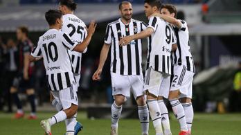 Hosszabbított egyik legjobbjával a Juventus