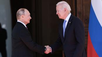 Biden Putyinnál folytatja a Kína-ellenes turnét