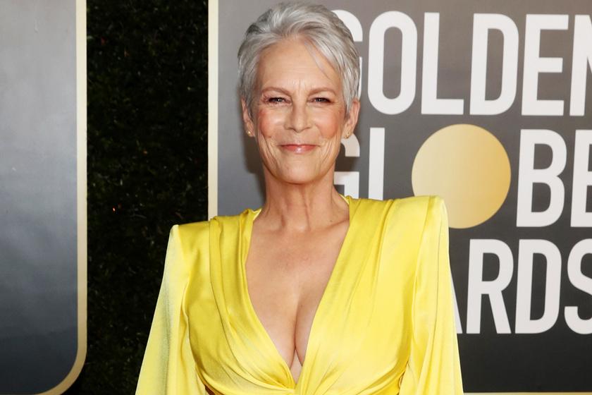 Imádjuk a 62 éves Jamie Lee Curtis stílusát: csak úgy ragyog nőies, elegáns összeállításaiban