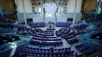 Egyre jobban csökken a Zöldek támogatottsága Németországban