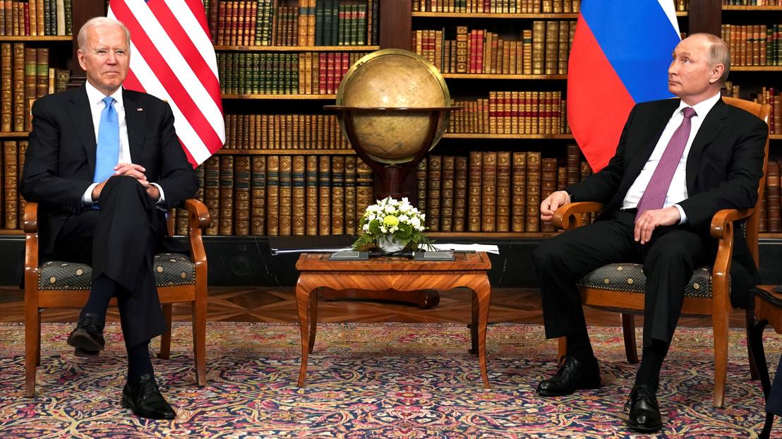 Megkezdődött Joe Biden és Vlagyimir Putyin találkozója Genfben