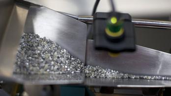 Akkora gyémántot találtak, hogy az hihetetlen