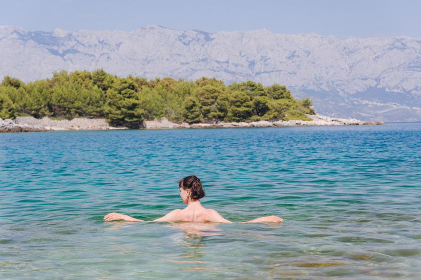 8 meseszép, eldugott nudistastrand Horvátországban: apró öblök és kristálytiszta víz várja a látogatókat