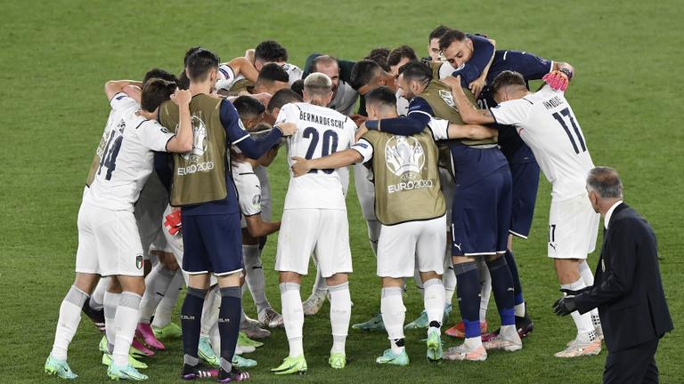 965 perce nem kapott gólt a lenyűgöző olasz válogatott