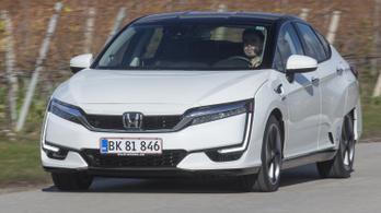 Megszűnik a Honda környezetbarát modellje