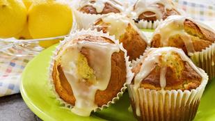 Citromos muffin