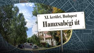 Kegyetlen török hadvezér nevét őrzi a Hamzsabégi út