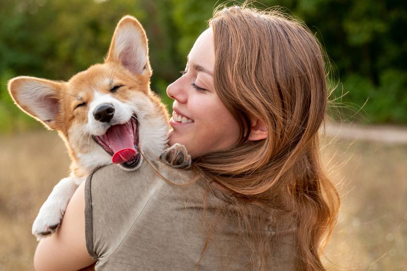 Mi történik a szervezeteddel, ha kutyát tartasz? Nem csak a napi stresszhatást enyhítik