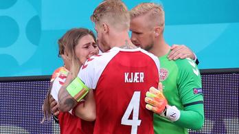 Eriksenért játszik ma a dán válogatott Belgium ellen