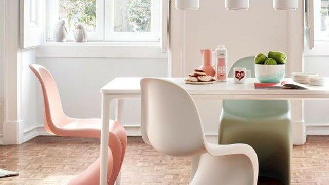 Ikonikus bútorok 5. - Panton szék