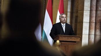 Orbán Viktor: Itt nincs tere az LMBT-őrületnek